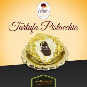 tartufo pistacchio